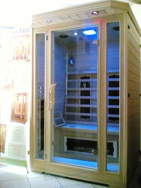 Far Infrared Sauna 2 Person S Series Sauna Tech