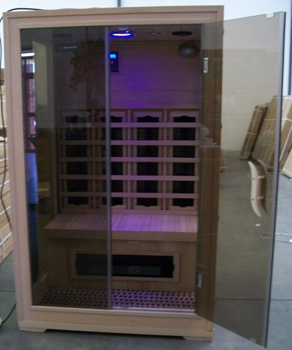 Far Infrared Sauna 3 Person G Series Sauna Tech