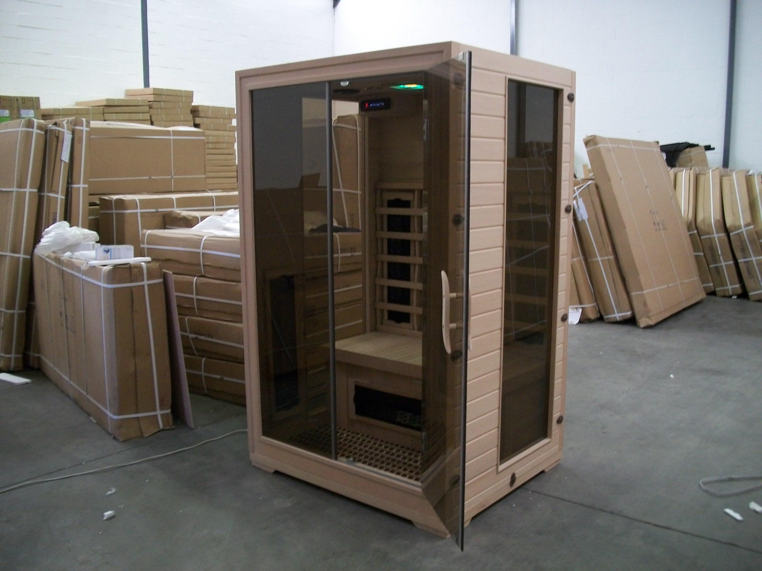 Far Infrared Sauna 2 Person G Series Sauna Tech