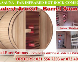 Designer Living Quality Luxury Saunas 021 556 7203