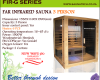 Far Infrared Sauna 3 Person G-series