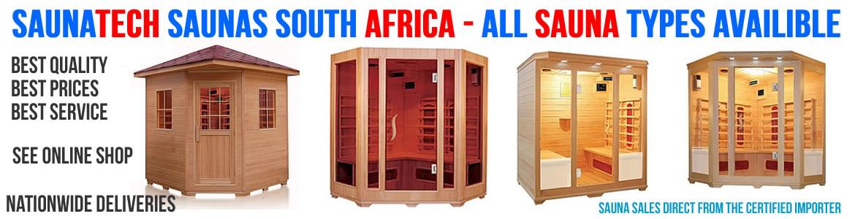 Saunas Far Infrared saunas South Africa. Sauna sales Cape Town Johannesburg and Durban. Nationwide deliveries