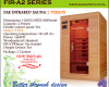 Far Infrared Sauna 2 Person A-series