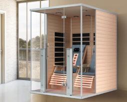 Luxury Massage chair Infrared sauna 0215567203