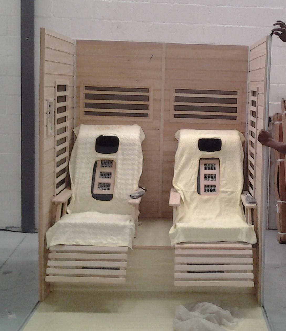 Halogen Light Vs Led >> Luxury Massage Sauna | SAUNA TECH