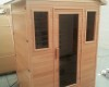 3Person Outdoor Far Infrared Sauna