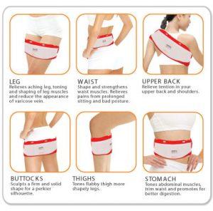 Slimming Vibro Belt 0215567203