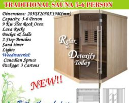 Saunas for sale 021 5567203